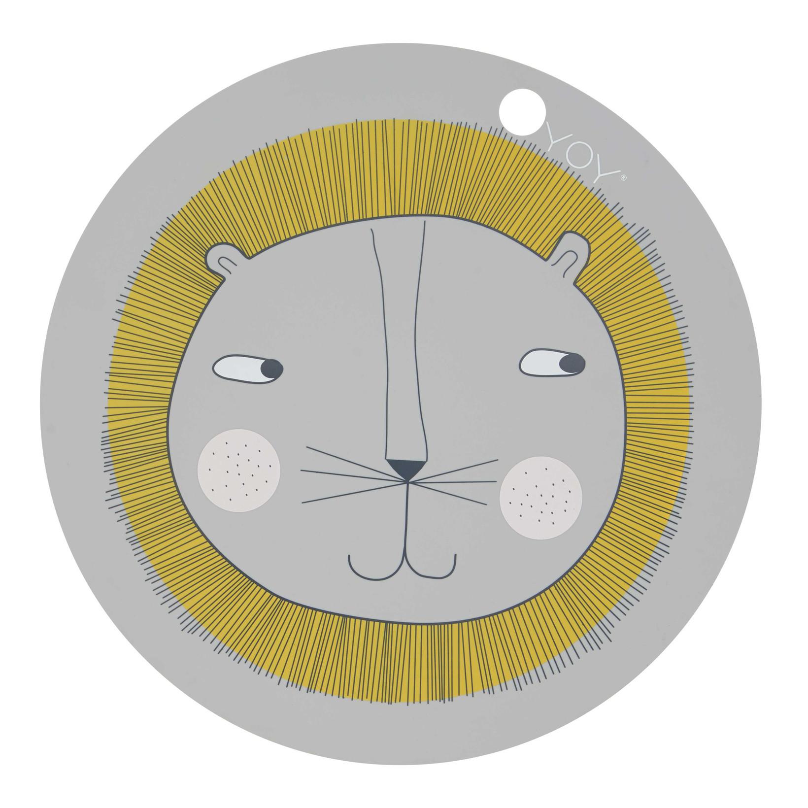 OYOY Lion Dækkeserviet