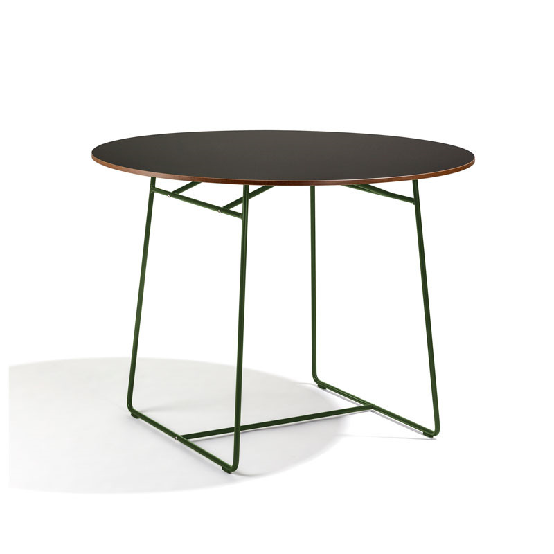 Skargaarden Resö Table 100 CM Dark Green