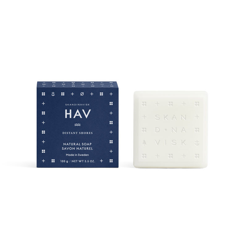 SKANDINAVISK Hav Bar Soap