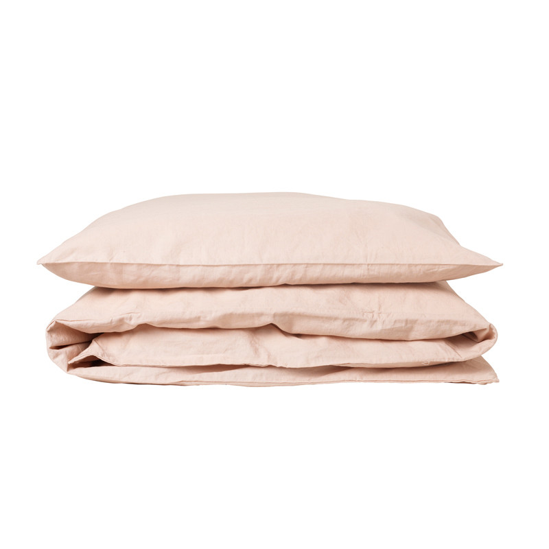 Semibasic A Bed Linen Blush