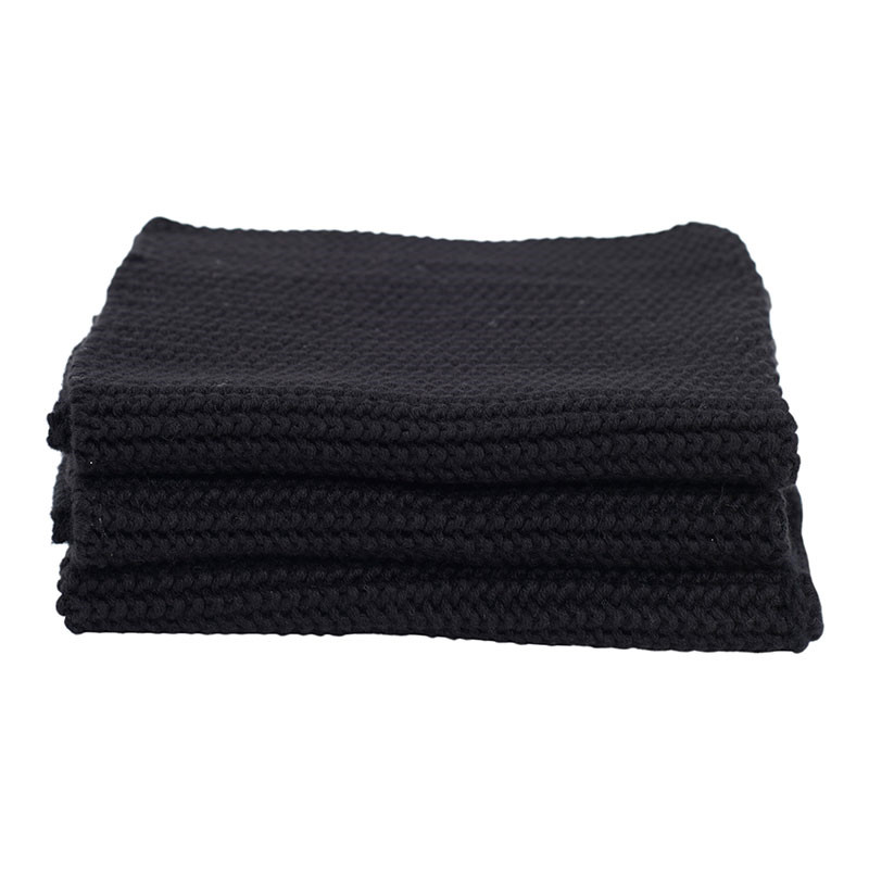 Semibasic WET Cloth Black