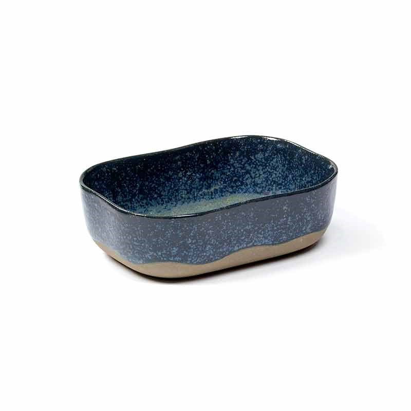 Serax Merci Extra Deep Plate No. 6 M Blue/Grey