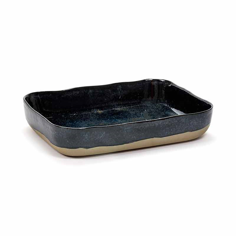 Serax Merci Oven Dish No. 10 Dark Blue