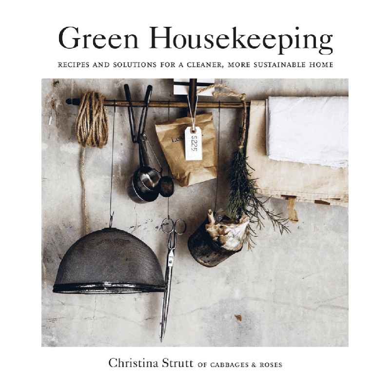 New Mags Green Housekeeping Book