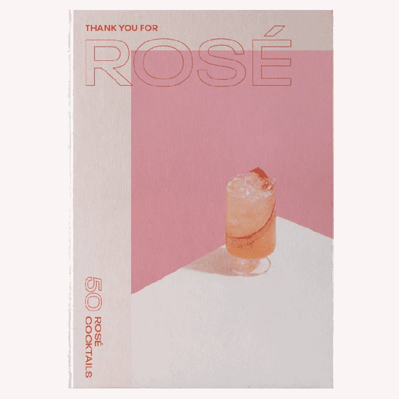 New Mags Thank You For Rosé Book