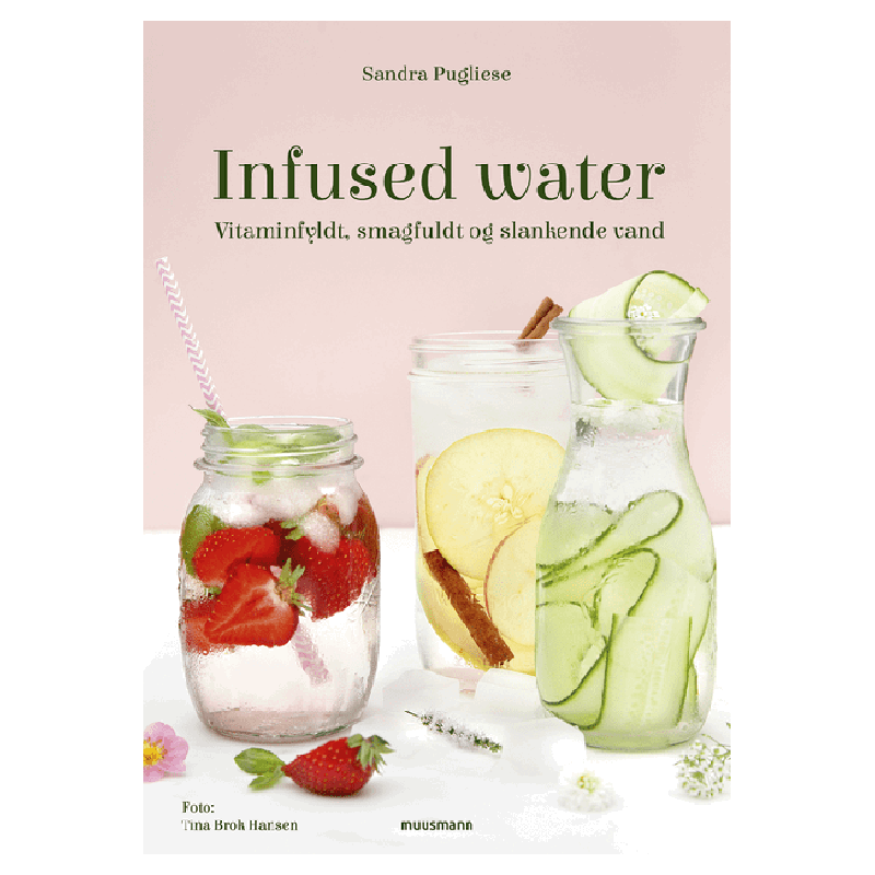 New Mags Infused Water Book