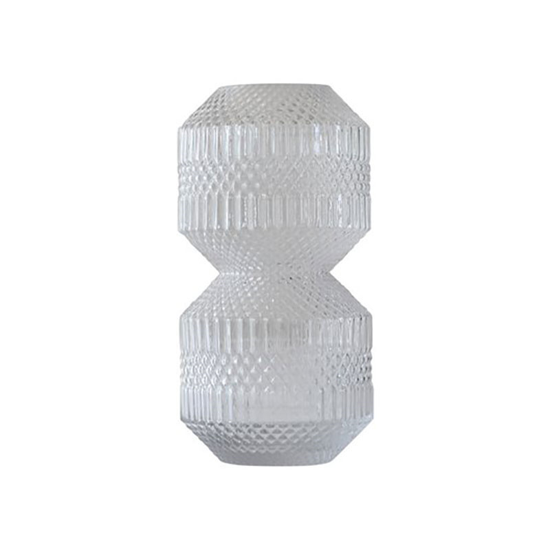 Specktrum Roaring Vase Stacked Clear