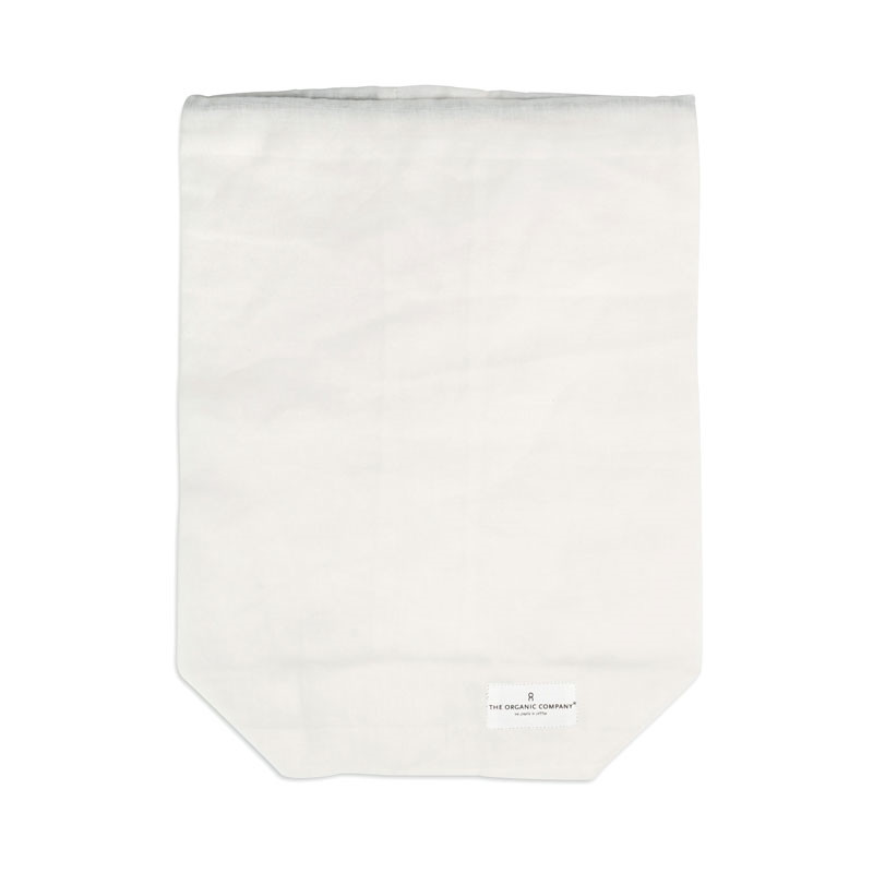 The Organic Company Food Bag Natural White Large