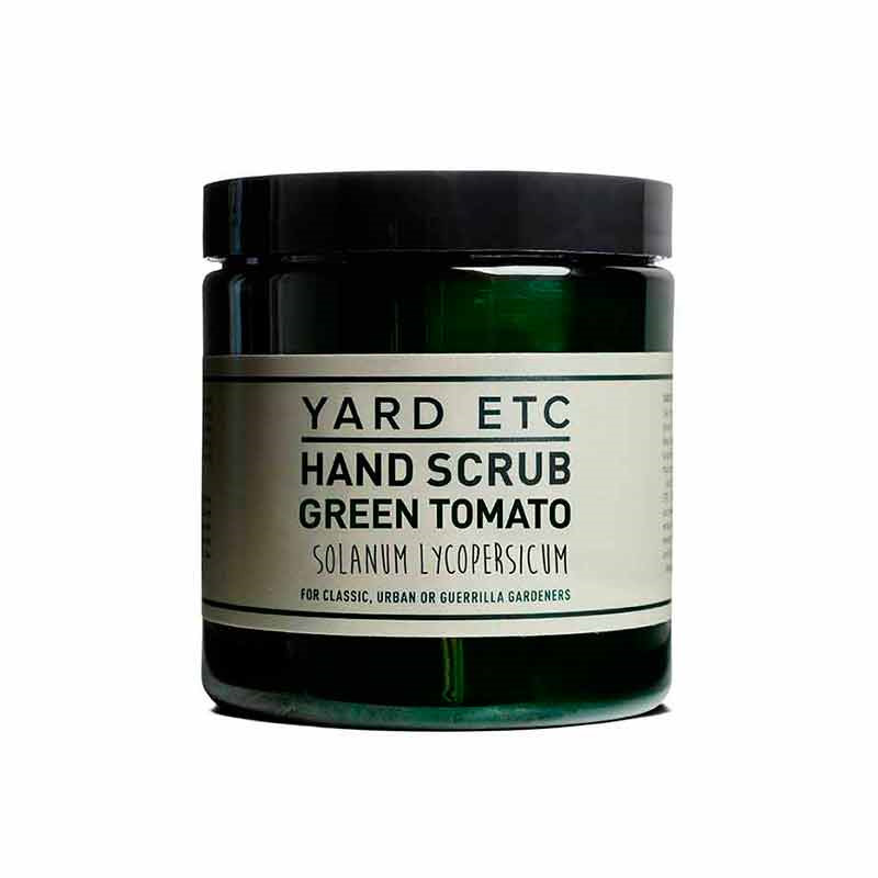 Yard Etc Scrub Green Tomato
