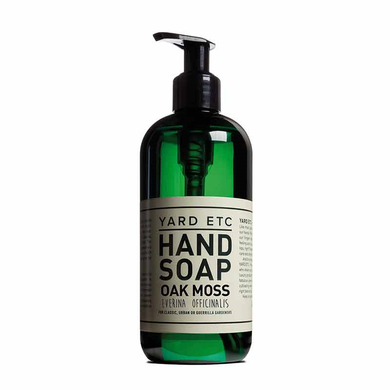 Yard Etc Hand Soap Oak Moss