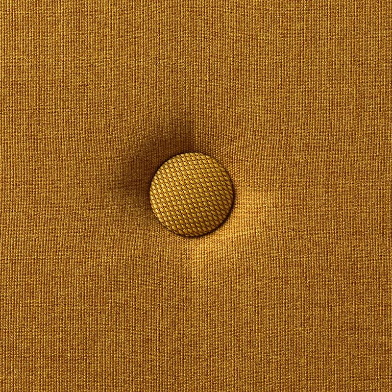 By KlipKlap Kids Chair Mustard W. Mustard