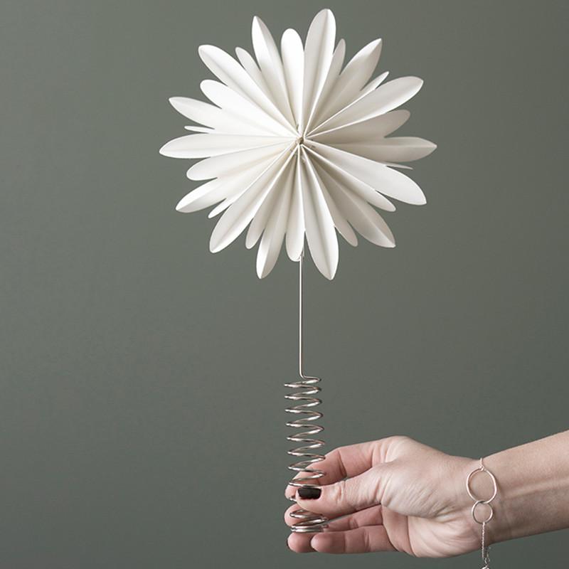 DBKD Tree Top Flower White