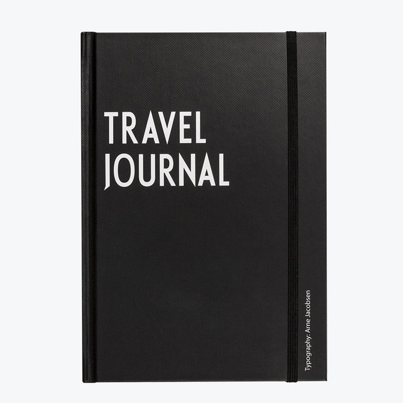 Design Letters Travel Journal