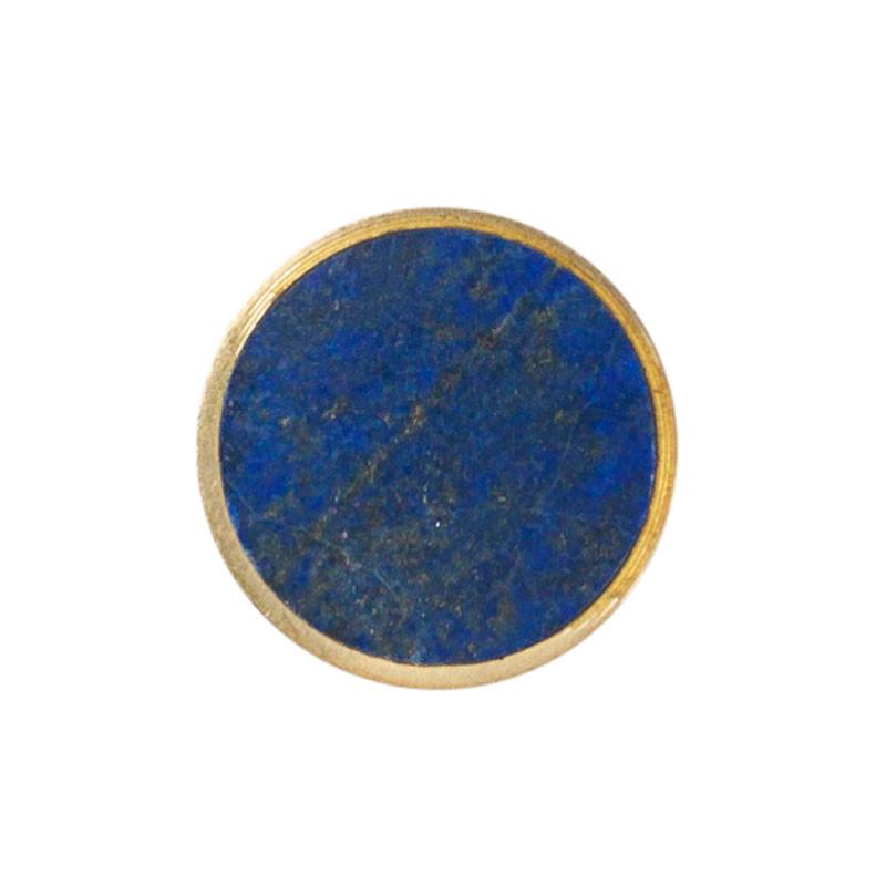 Ferm Living Stone Hook Blue Lapis Laz Small