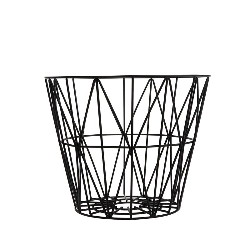Ferm Living Wire Basket Sort