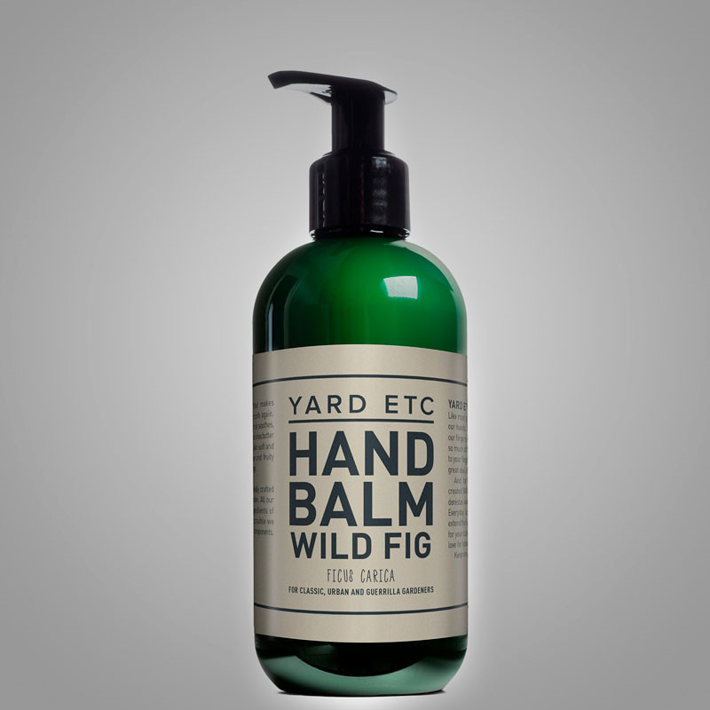 Yard Etc Hand Balm Wild Fig 250 ml