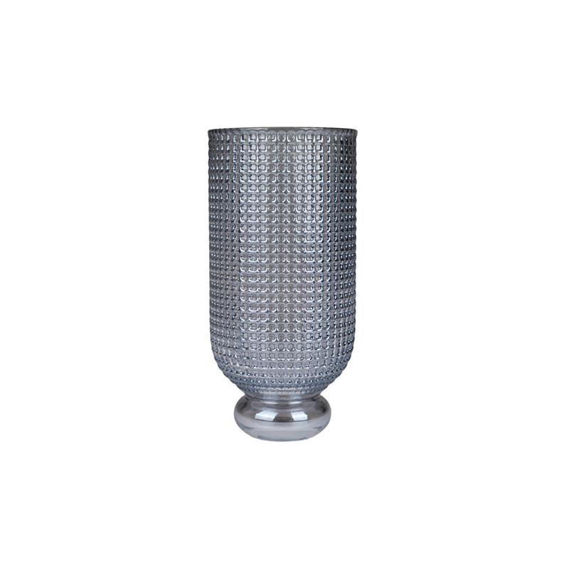 Specktrum Savanna Vase Cylinder Small Grey