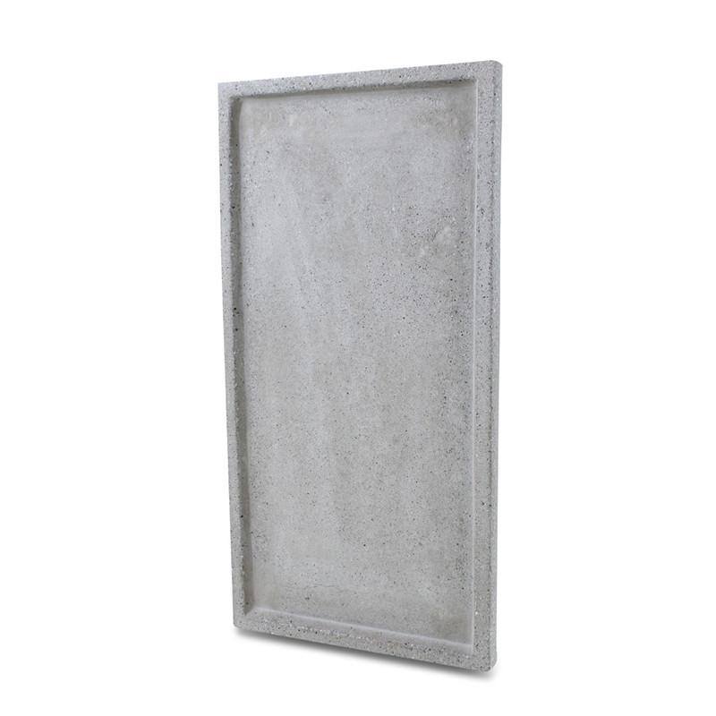 Stuff Concrete Tray Grey