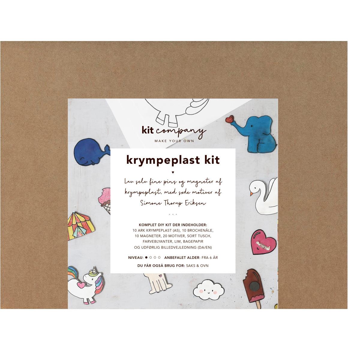 Kit Company Krympeplast Kit