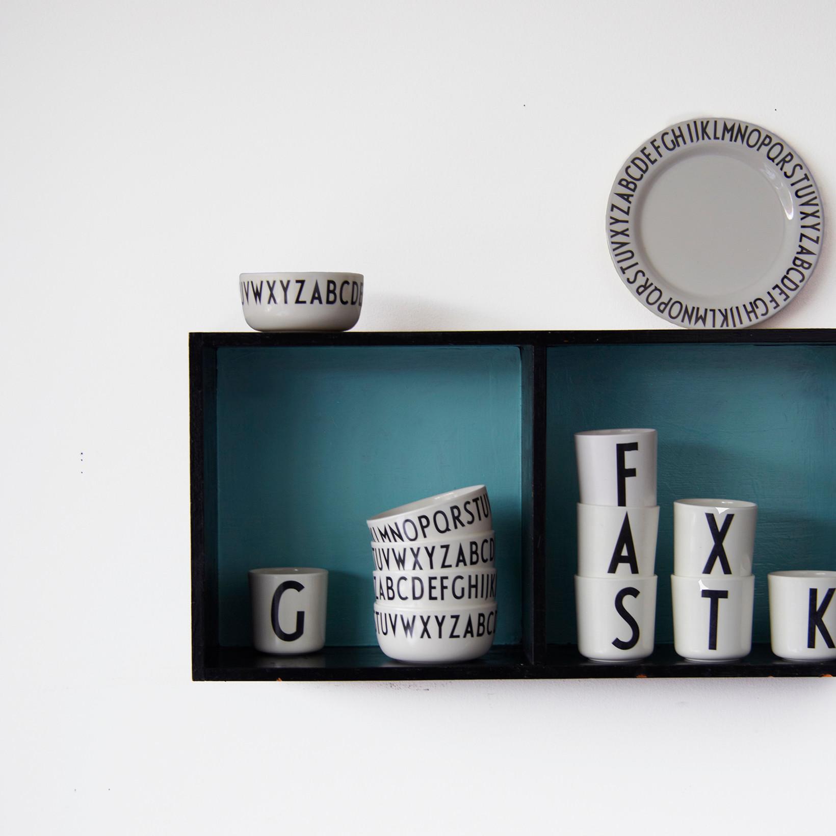 Design Letters Skål Melamin