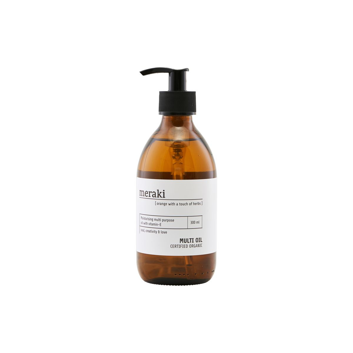 Meraki Multi Oil Orange & Herbs