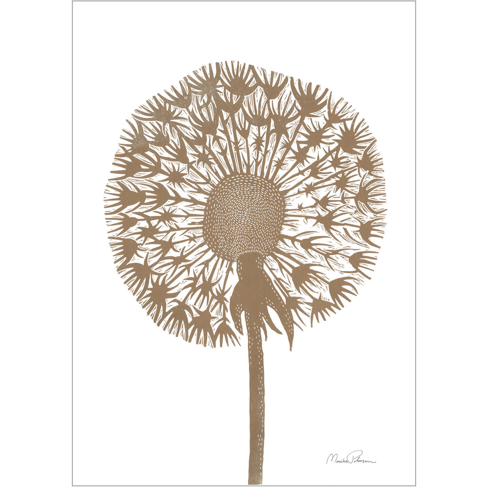 Monika Petersen Dandelion A5