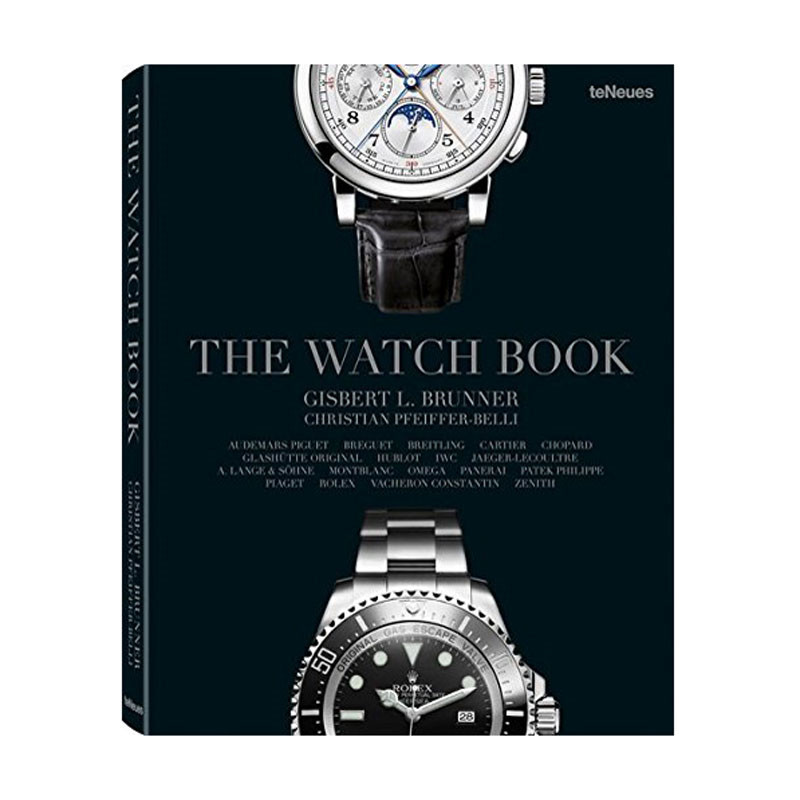 New Mags The Watch Book
