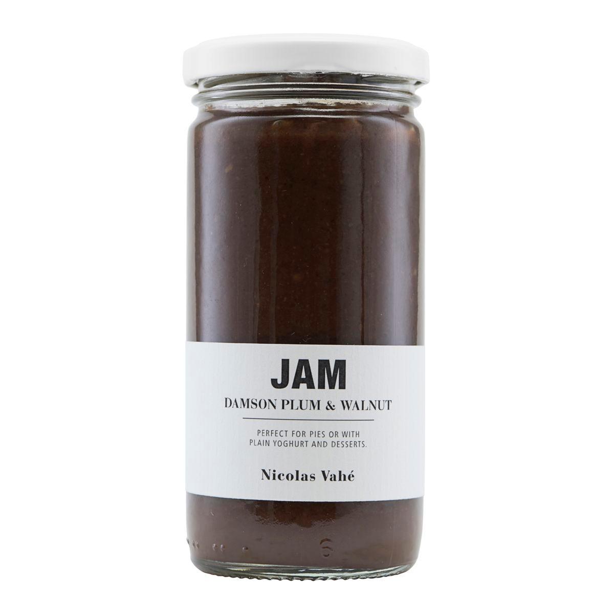 Nicolas Vahé Jam Damson Plum & Walnut