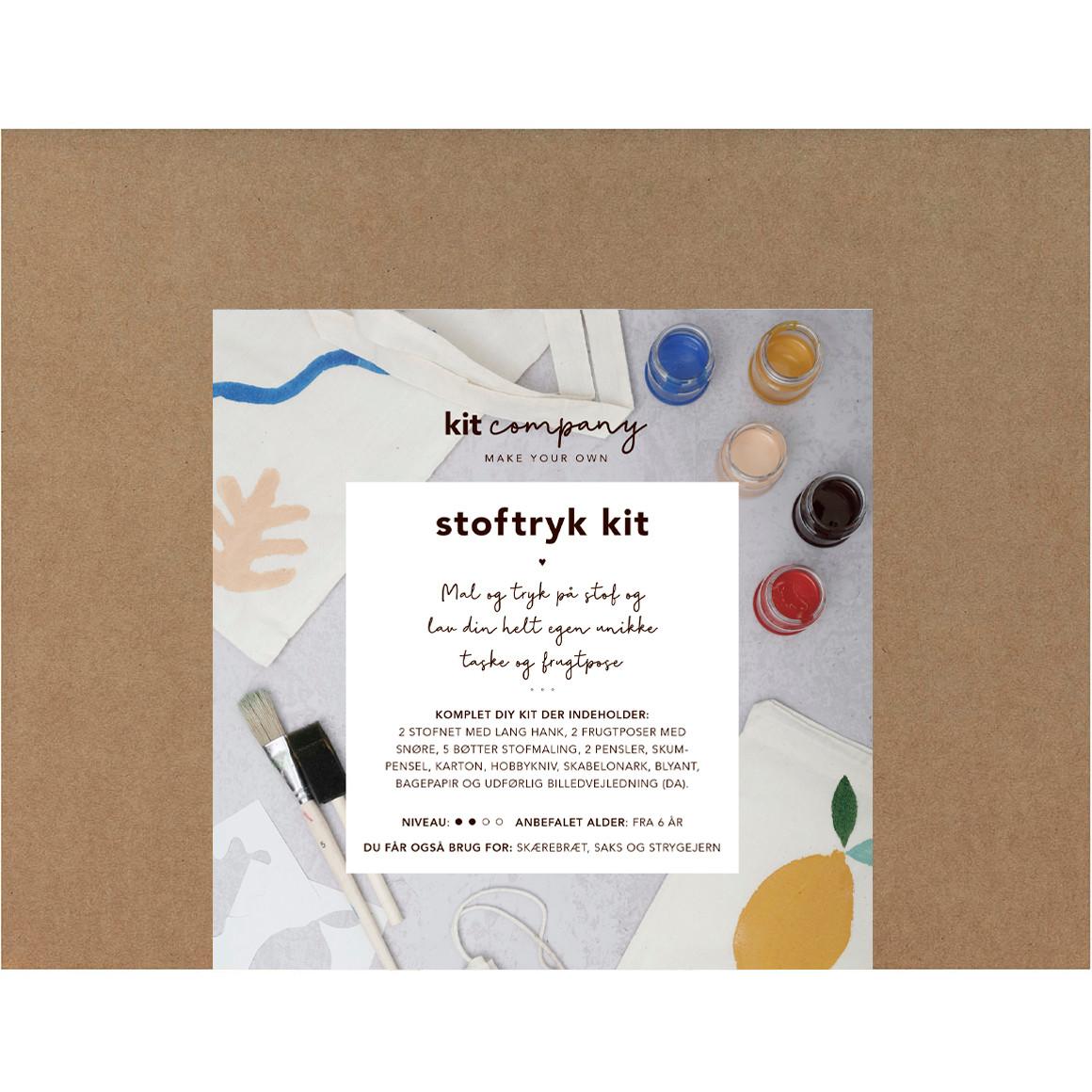 Kit Company Stoftryk Kit