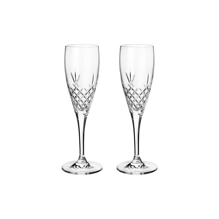 Frederik Bagger Crispy Celebration Champagne Glas