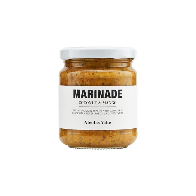 Nicolas Vahé Marinade Coconut & Mango