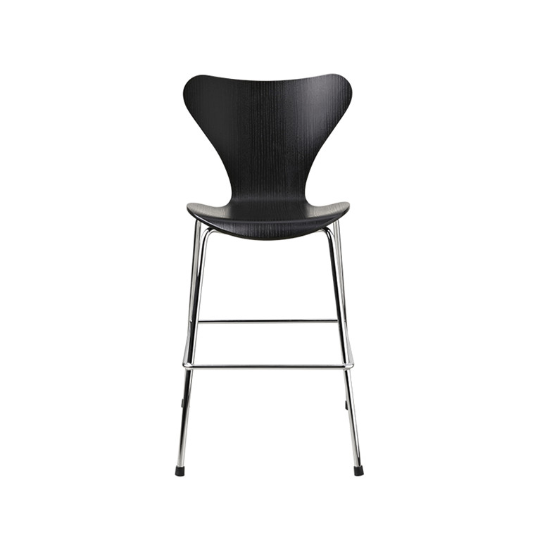 Fritz Hansen 3177 Serie 7 Junior Sort