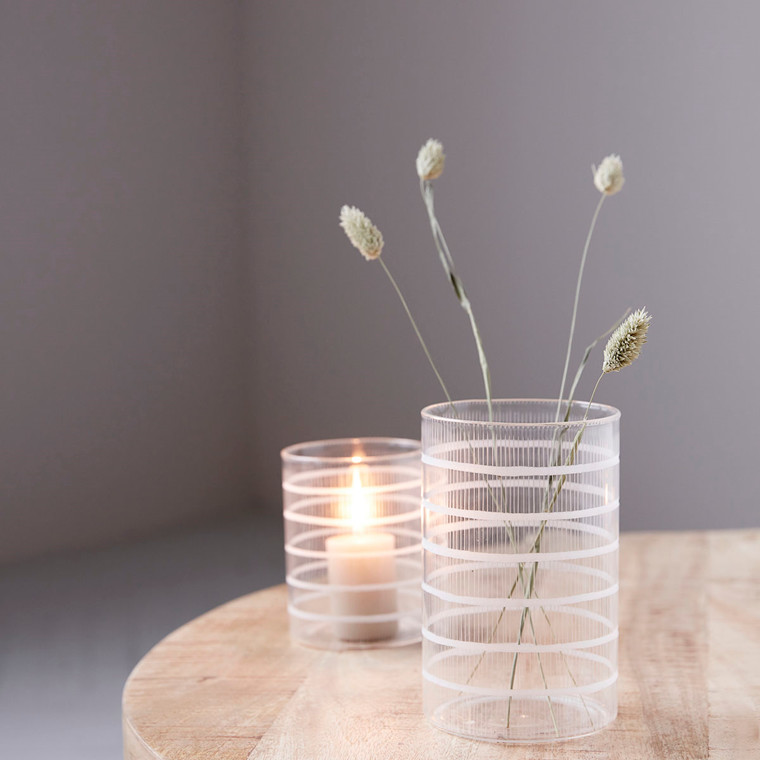 House Doctor Tealight Breeze Clear