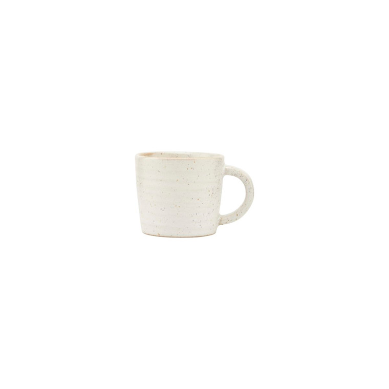 House Doctor Pion Espresso Cup Grey/White