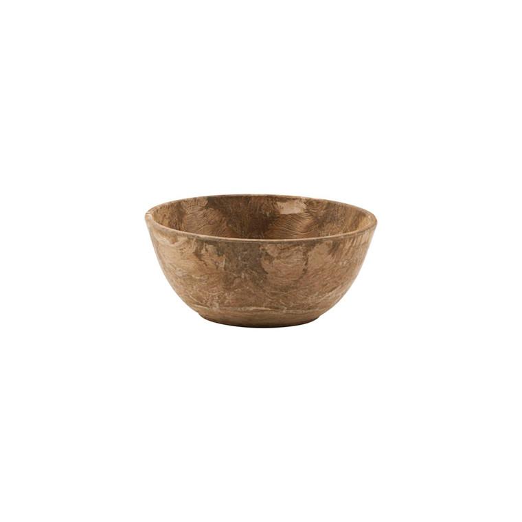 House Doctor Bowl Serveur Gold