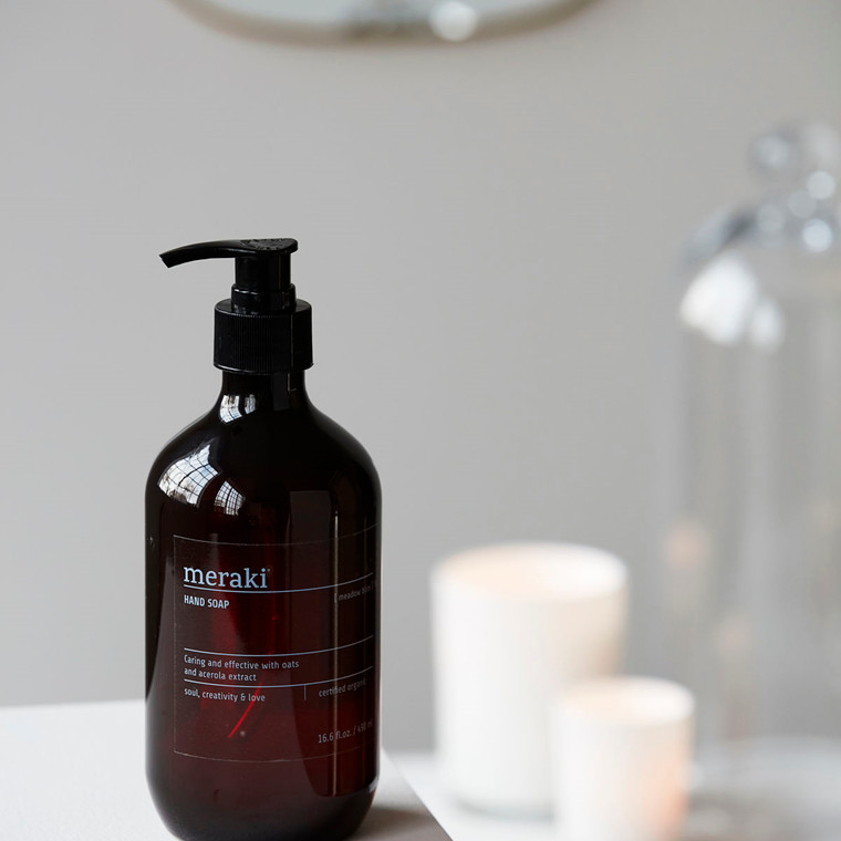 Meraki Hand Soap Meadow Bliss