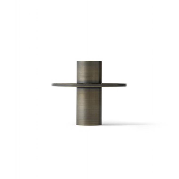Menu Antipode Candle Holder Mirror Polished Brass