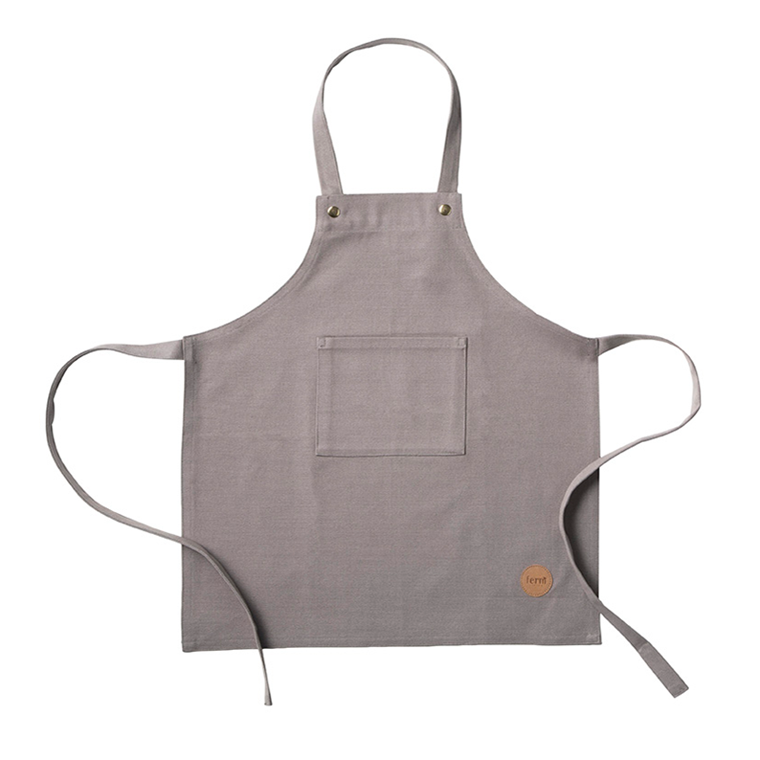 Ferm Living Kids Apron Grey