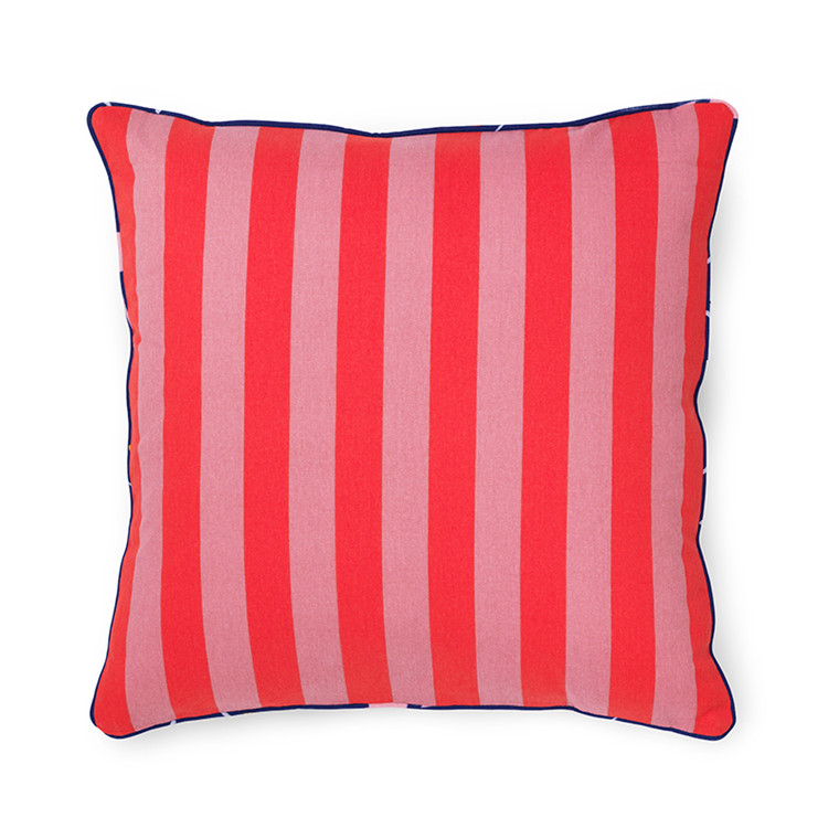 Normann Cph Posh Cushion Keep It Simple Dark Rose/Red