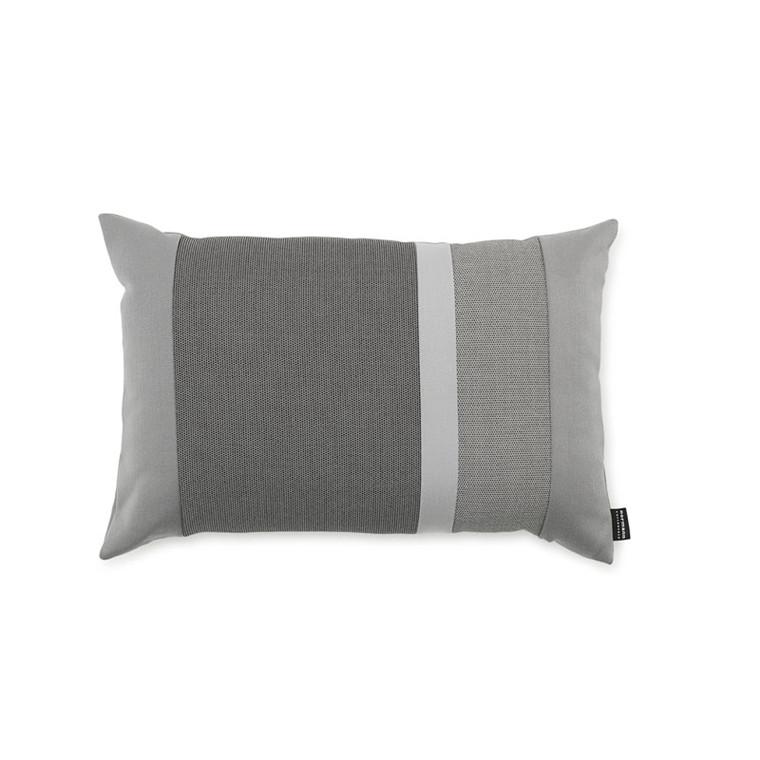 Normann Cph Line Cushion Light Grey 40 x 60