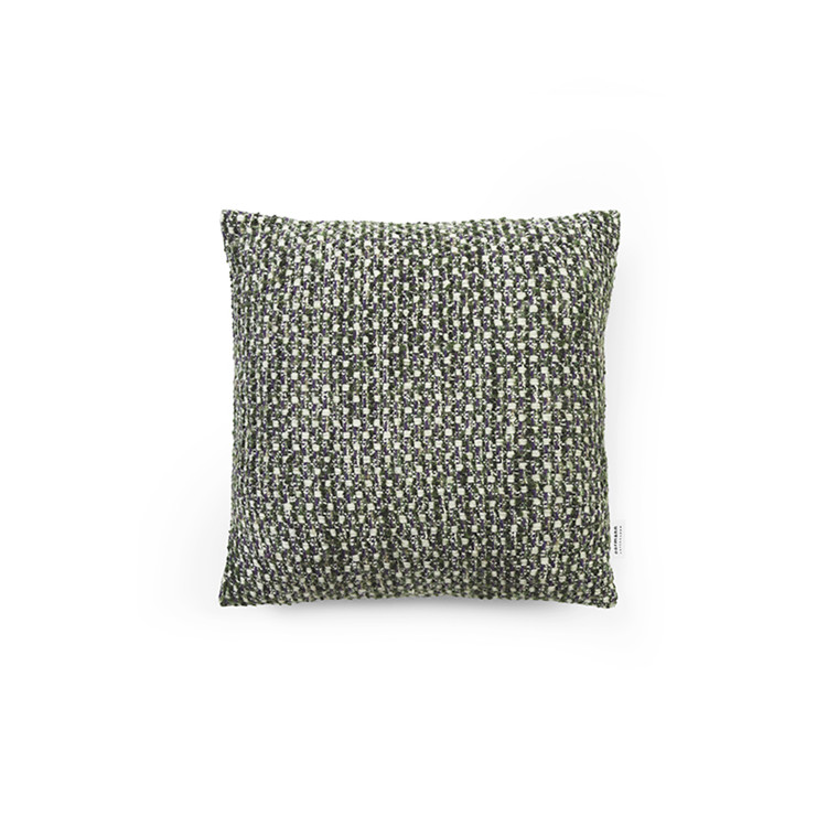 Normann Cph Flair Cushion Green Bouclé