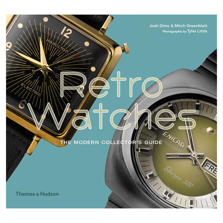New Mags Retro Watches Book