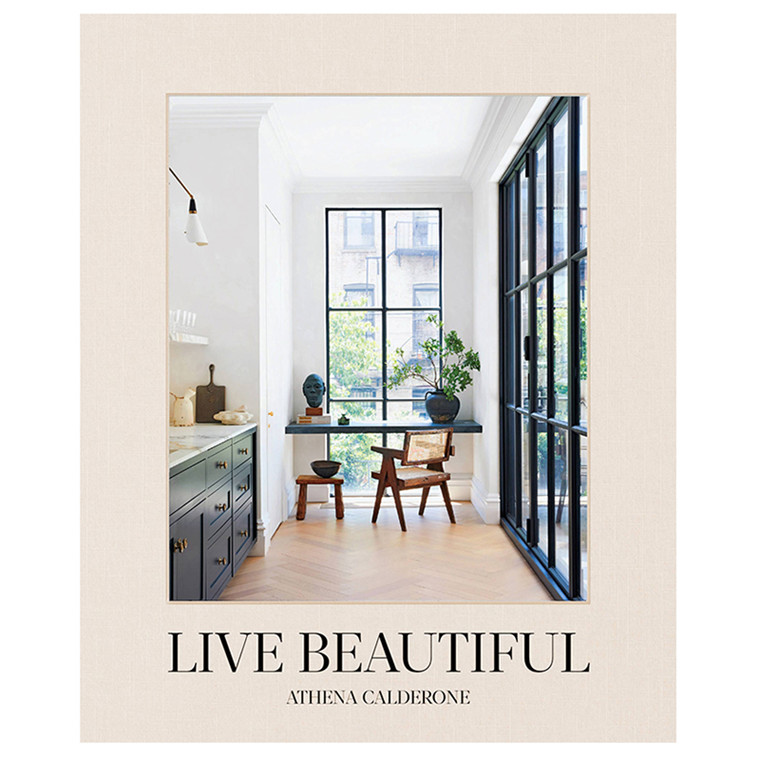 New Mags Live Beautiful Book