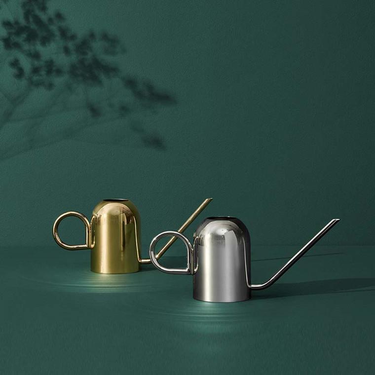 AYTM Vivero Watering Can Silver