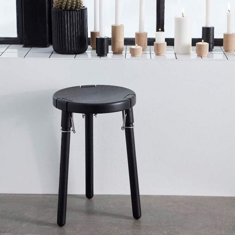 Andersen Furniture U1 Stool Black