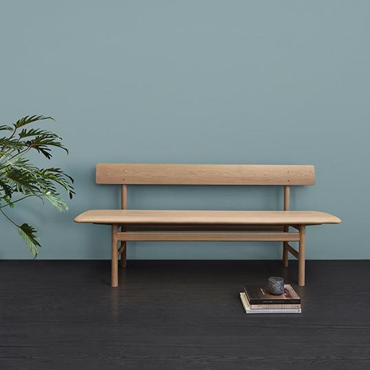 Fredericia Furniture 3171 BM Bænk Kampagne