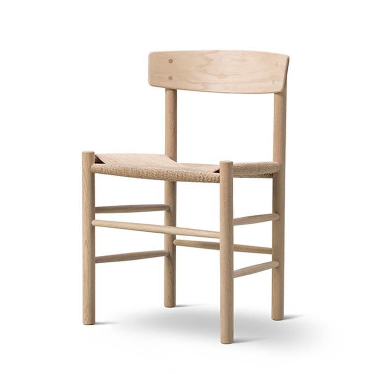 Fredericia Furniture 3239 J39 Folkestolen Restlager