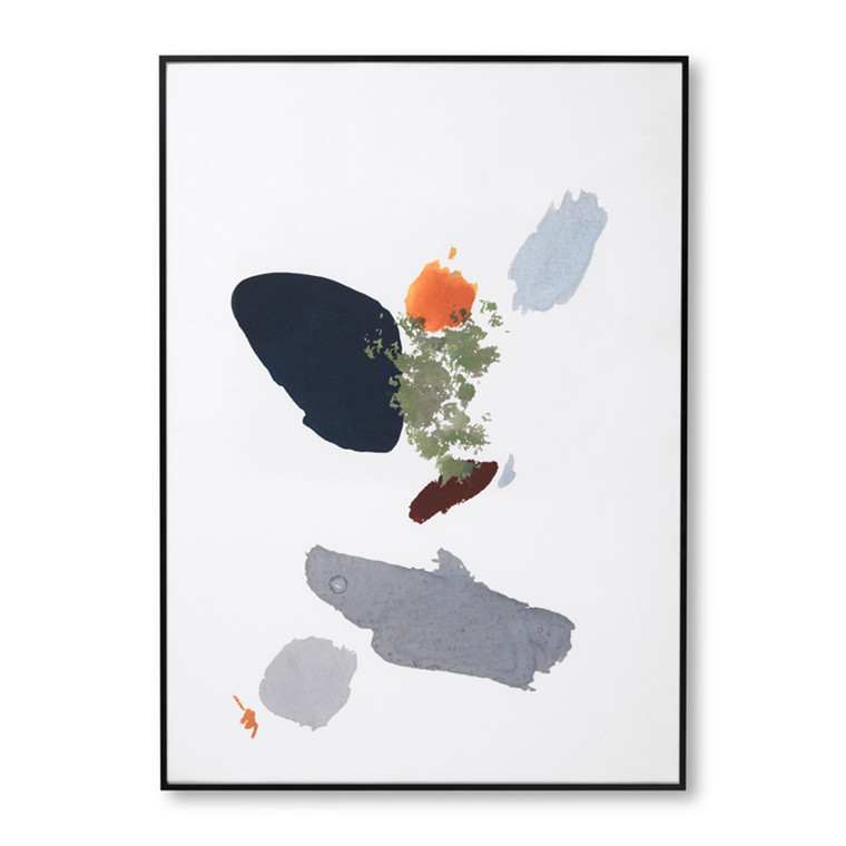 By Lassen Palette Prints No. 3