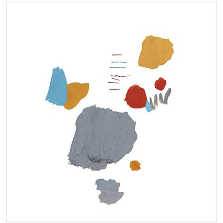 By Lassen Palette Prints No. 4