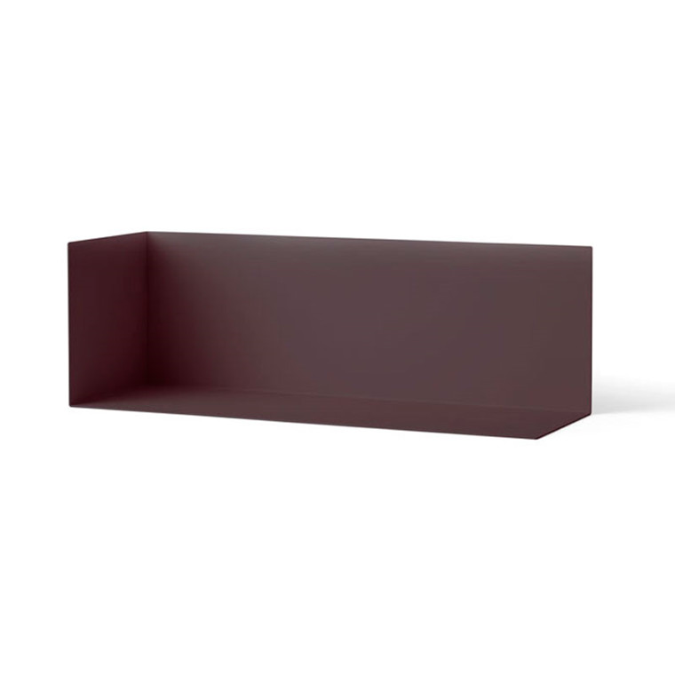 Menu Corner Shelf/Divider Medium Purple